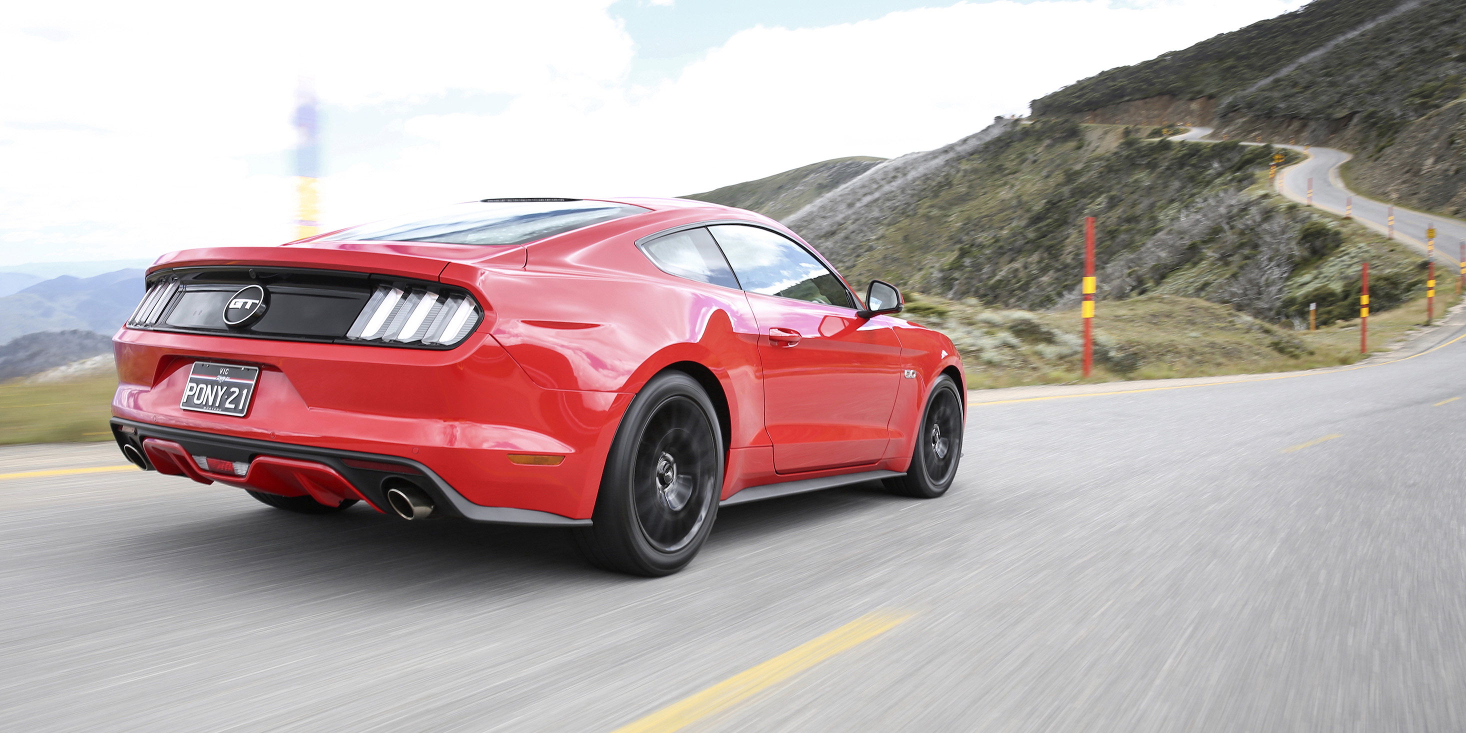 Unique 2016 Ford Mustang Review  CarAdvice