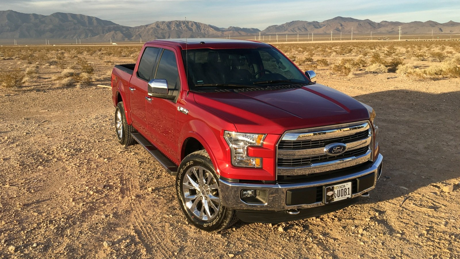 2016 ford f 150 lariat review caradvice. Black Bedroom Furniture Sets. Home Design Ideas