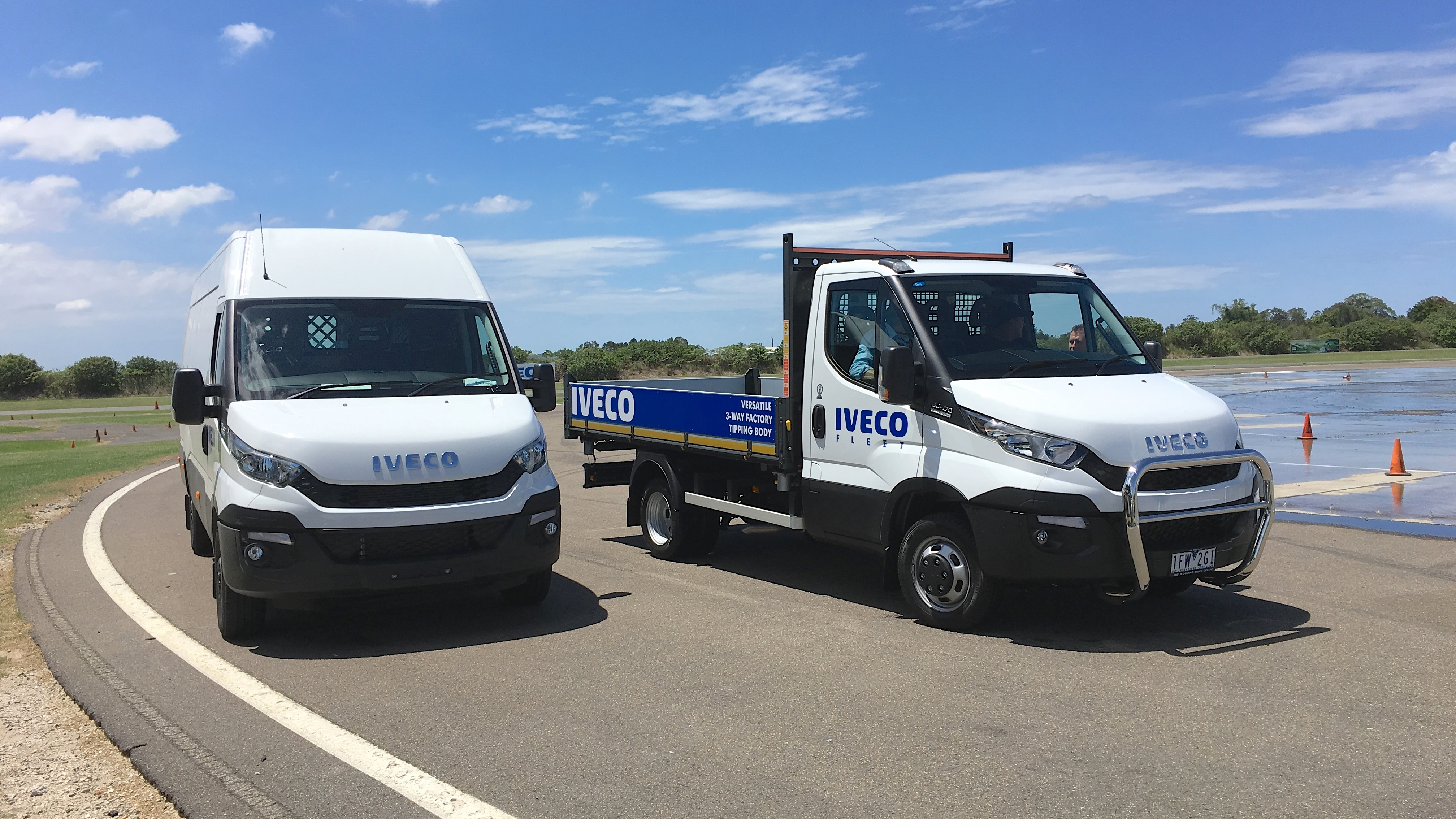 2016 iveco daily pricing and specifications photos 1 of 4. Black Bedroom Furniture Sets. Home Design Ideas
