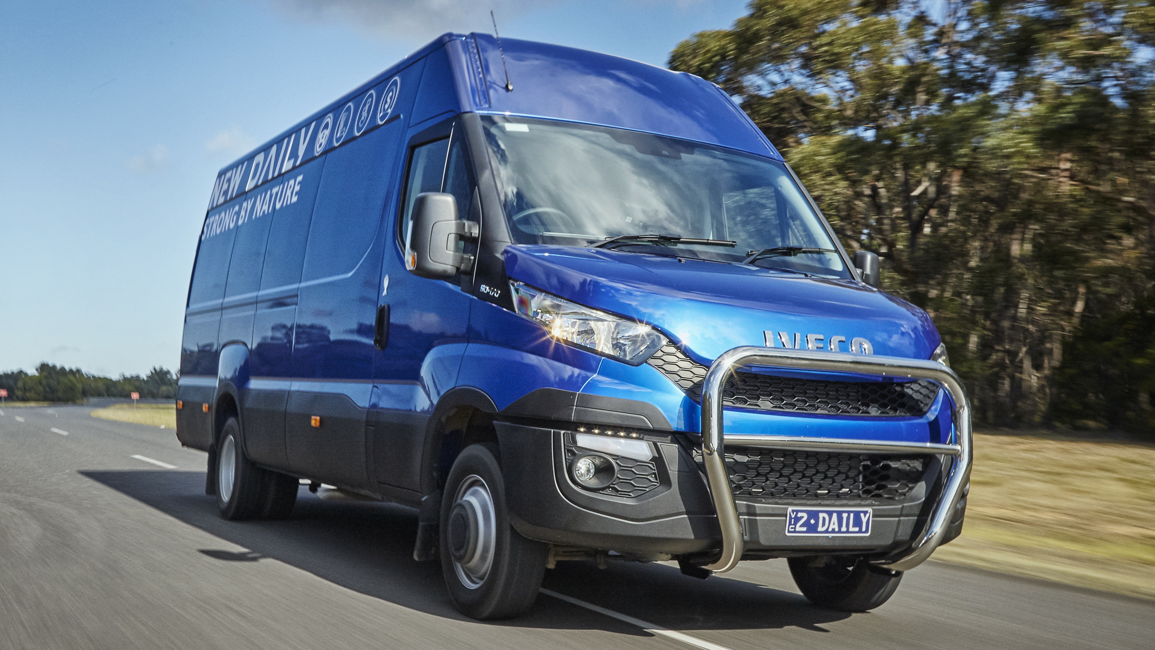 2016 Iveco Daily Review Quick Drive Caradvice