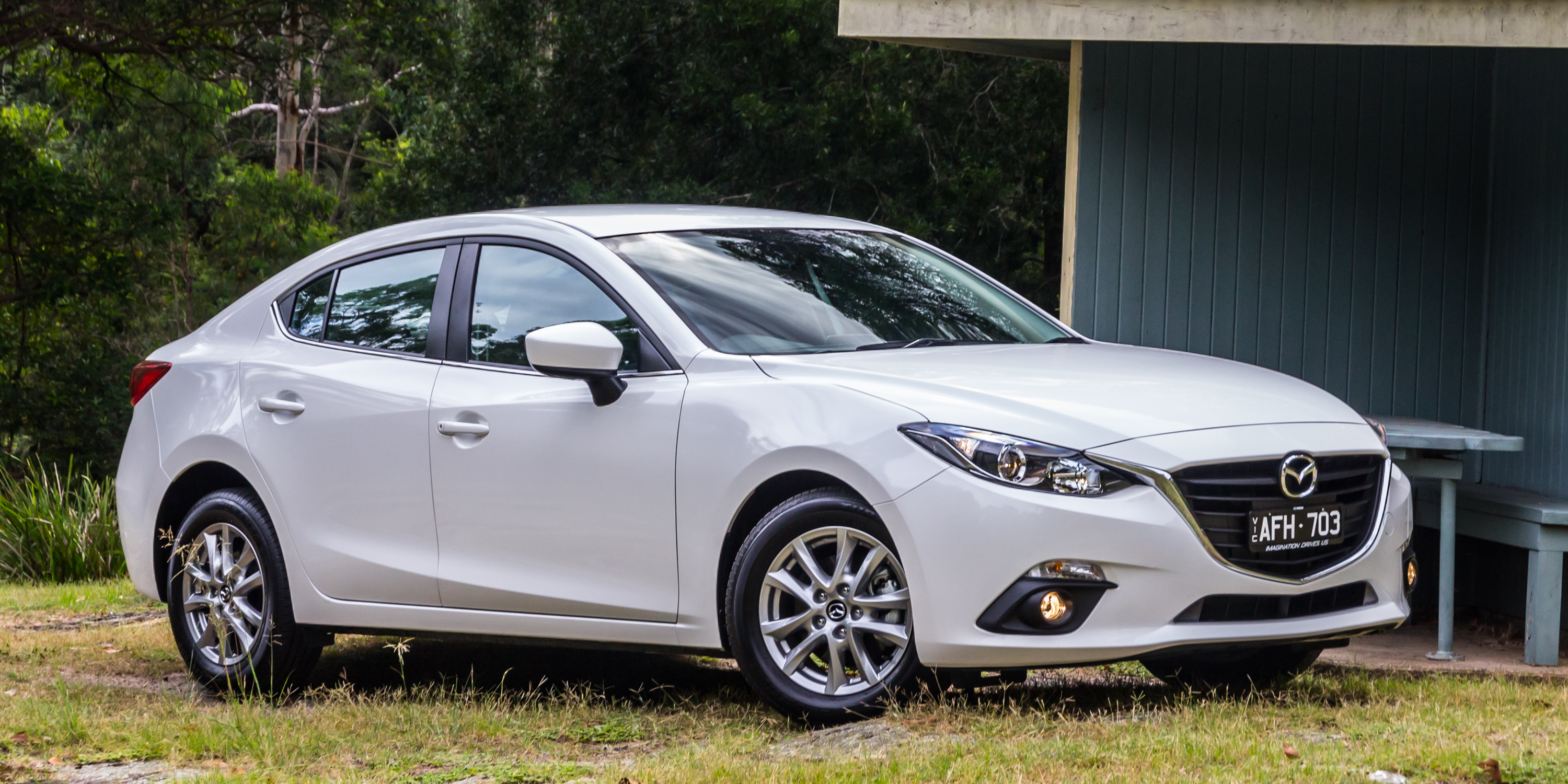 2016 Mazda 3 Touring Sedan Review Caradvice