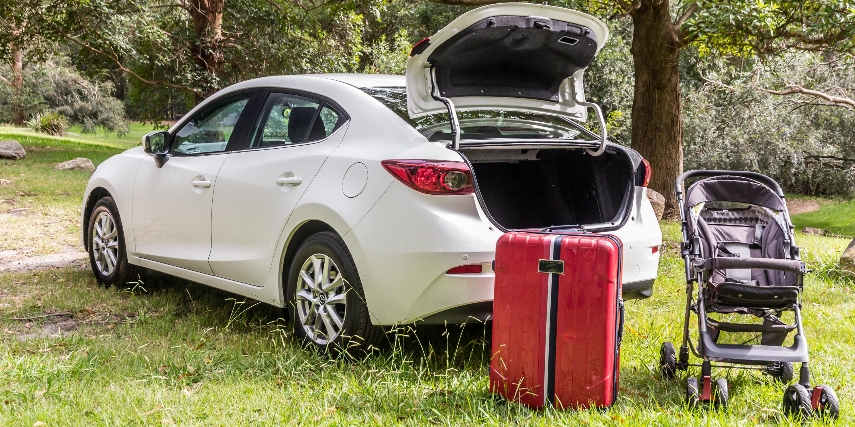 Amazing 2016 Mazda 3 Touring Sedan Review  CarAdvice