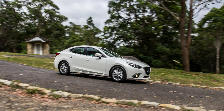 Luxury 2016 Mazda 3 Touring Sedan Review  CarAdvice