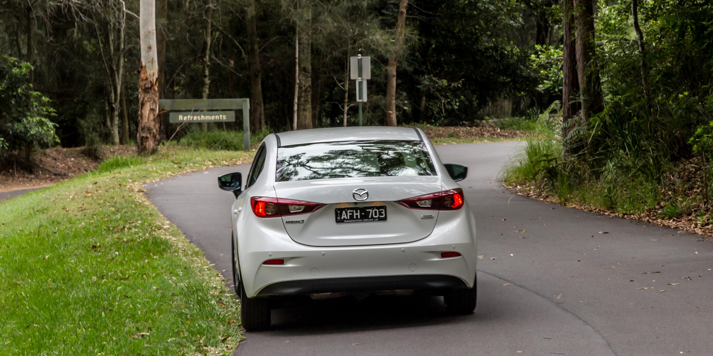 Wonderful 2016 Mazda 3 Touring Sedan Review  CarAdvice