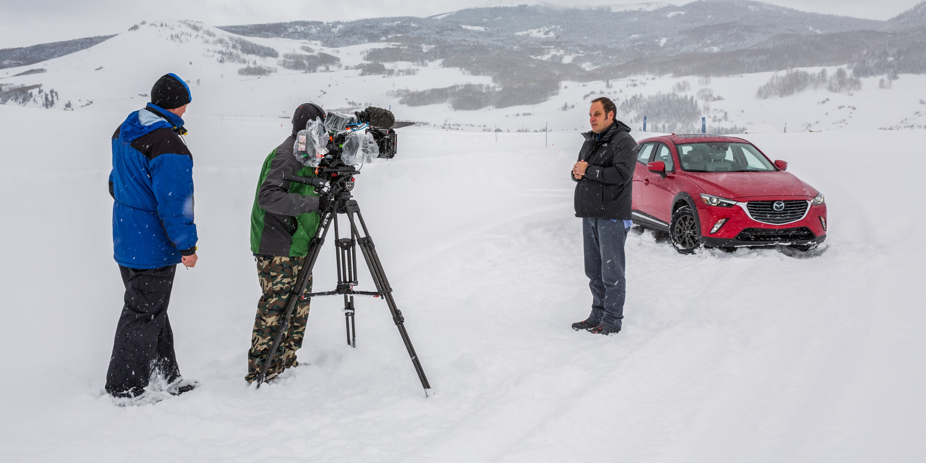 Fantastic 2016 Mazda Ice Academy  Crested Butte Colorado  Photos