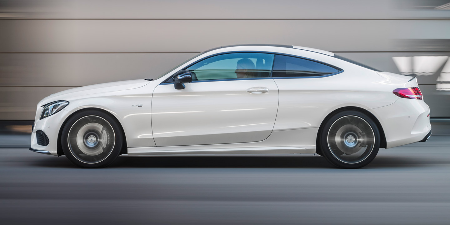 2017 mercedes amg c43 coupe unveiled australian launch confirmed photos 1 of 11. Black Bedroom Furniture Sets. Home Design Ideas