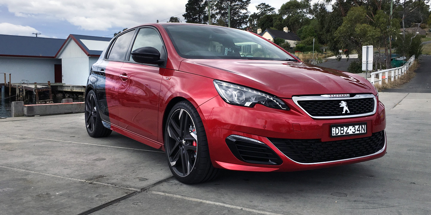 2016 peugeot 308 gti launches in australia photos 1 of 25. Black Bedroom Furniture Sets. Home Design Ideas