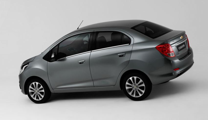 Chevrolet Reveals Essentia Sedan Spark Activ Crossover