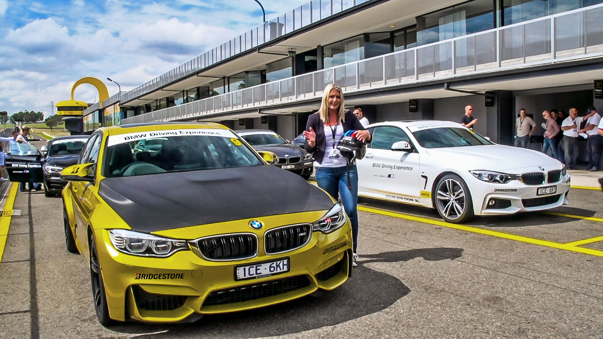 Simple 2016 Driving Experiences New Skills And Adrenaline