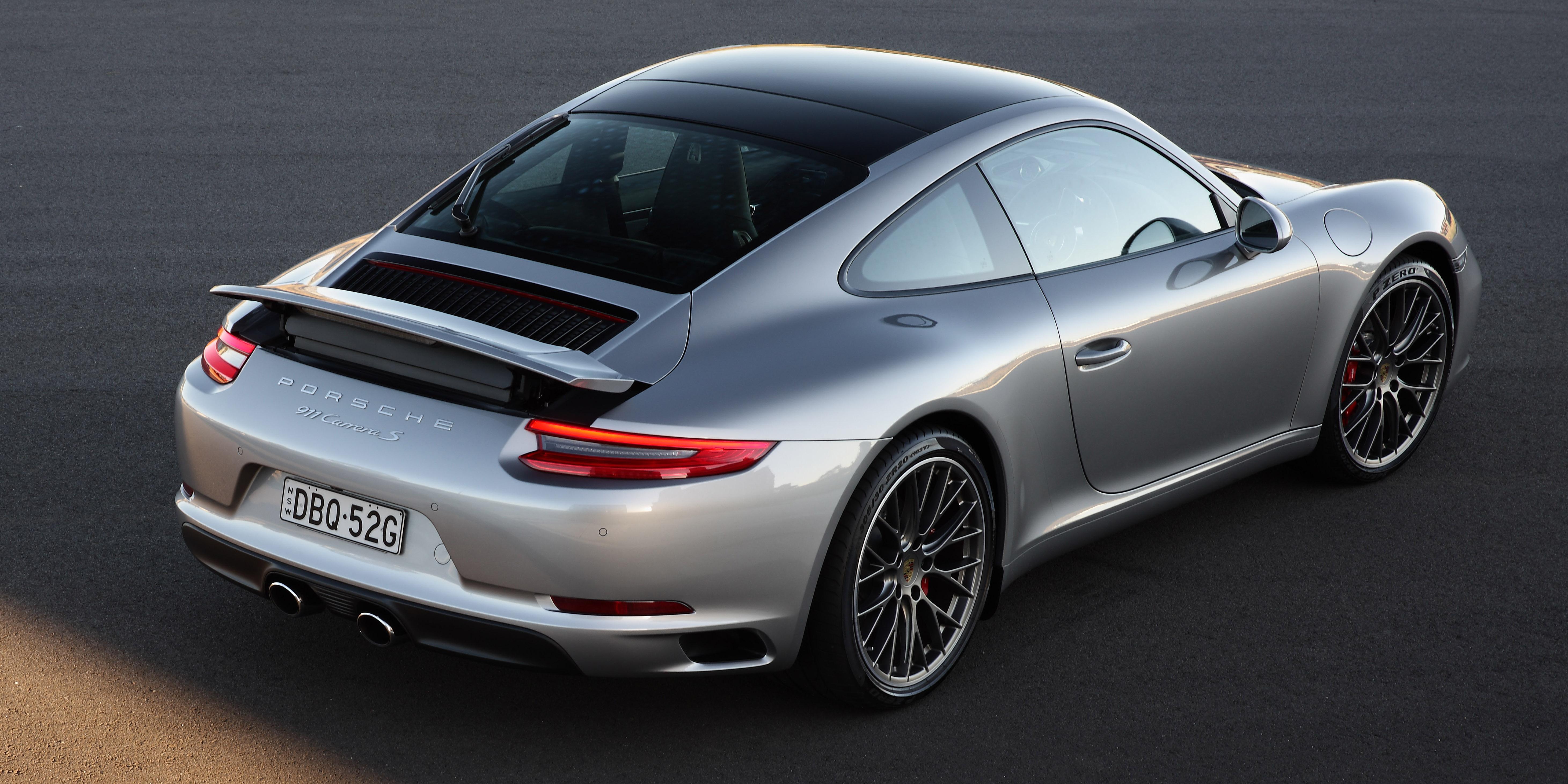Porsche Driving School >> 2016 Porsche 911 Carrera Review | CarAdvice