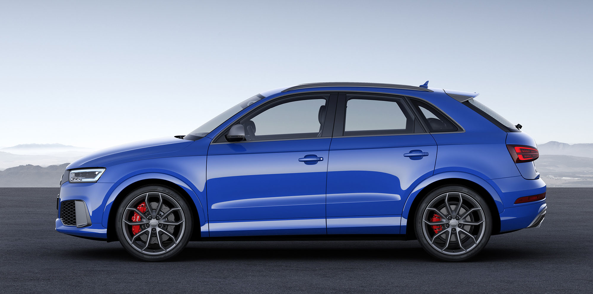 2017 audi rs q3 performance revealed australian debut later this year photos 1 of 6. Black Bedroom Furniture Sets. Home Design Ideas