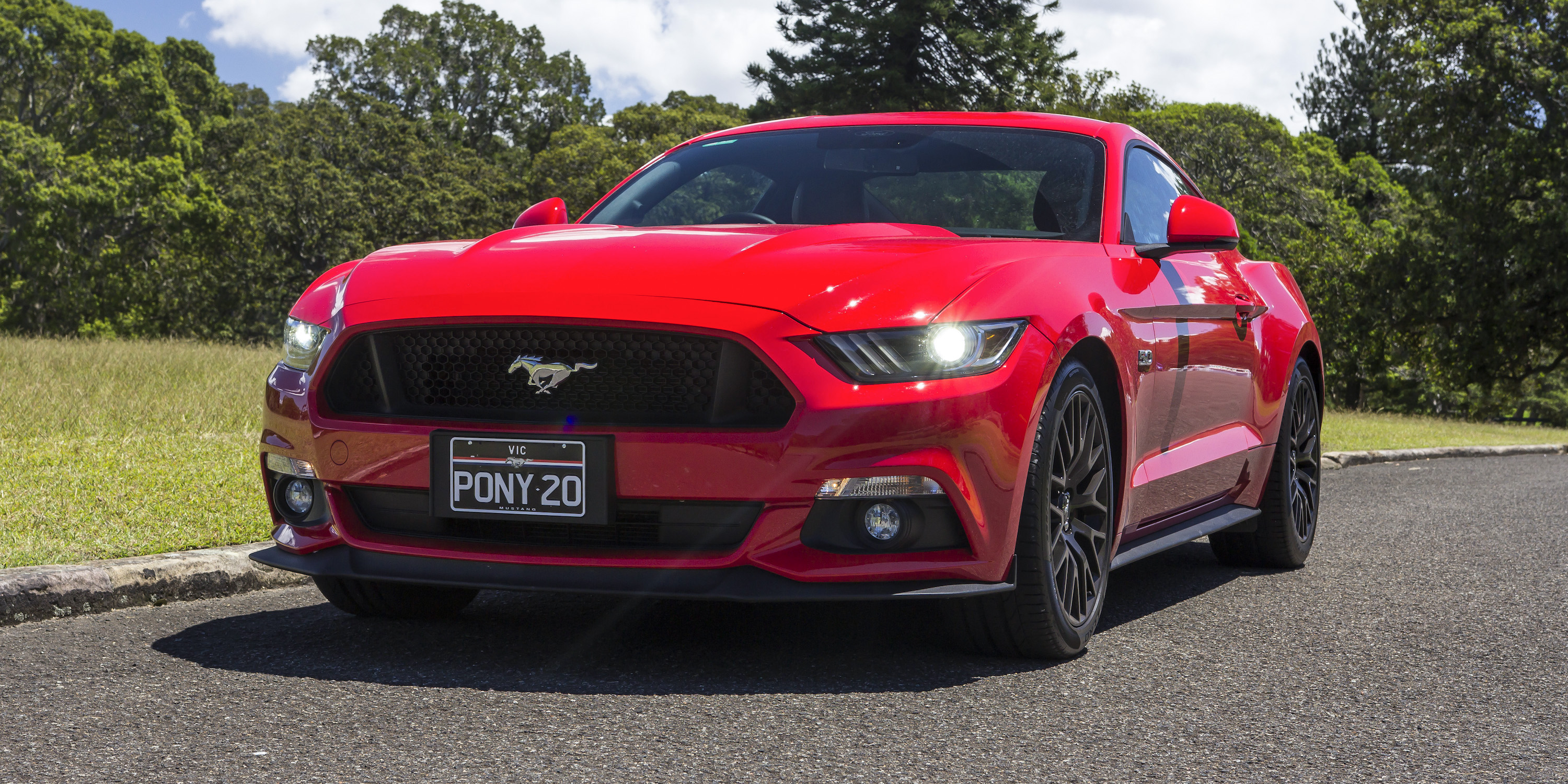 Cool 2016 Ford Mustang GT Review  CarAdvice