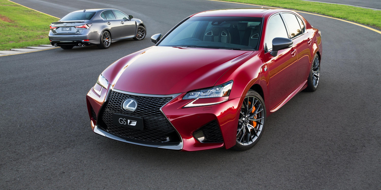 Popular 2016 Lexus GS F Review  CarAdvice