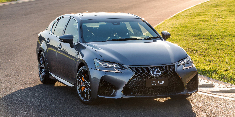 Brilliant 2016 Lexus GS F Review  CarAdvice