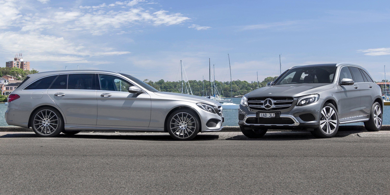 Mercedes benz c250d estate v mercedes benz glc250d 4matic for Mercedes benz hoffman estates