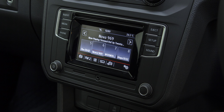 2016 Volkswagen Caddy Maxi Crewvan Tsi220 Review Caradvice