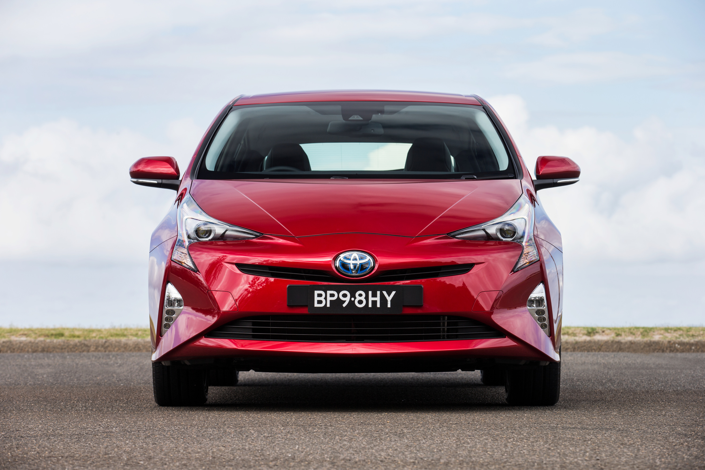 Luxury 2016 Toyota Prius Review  CarAdvice