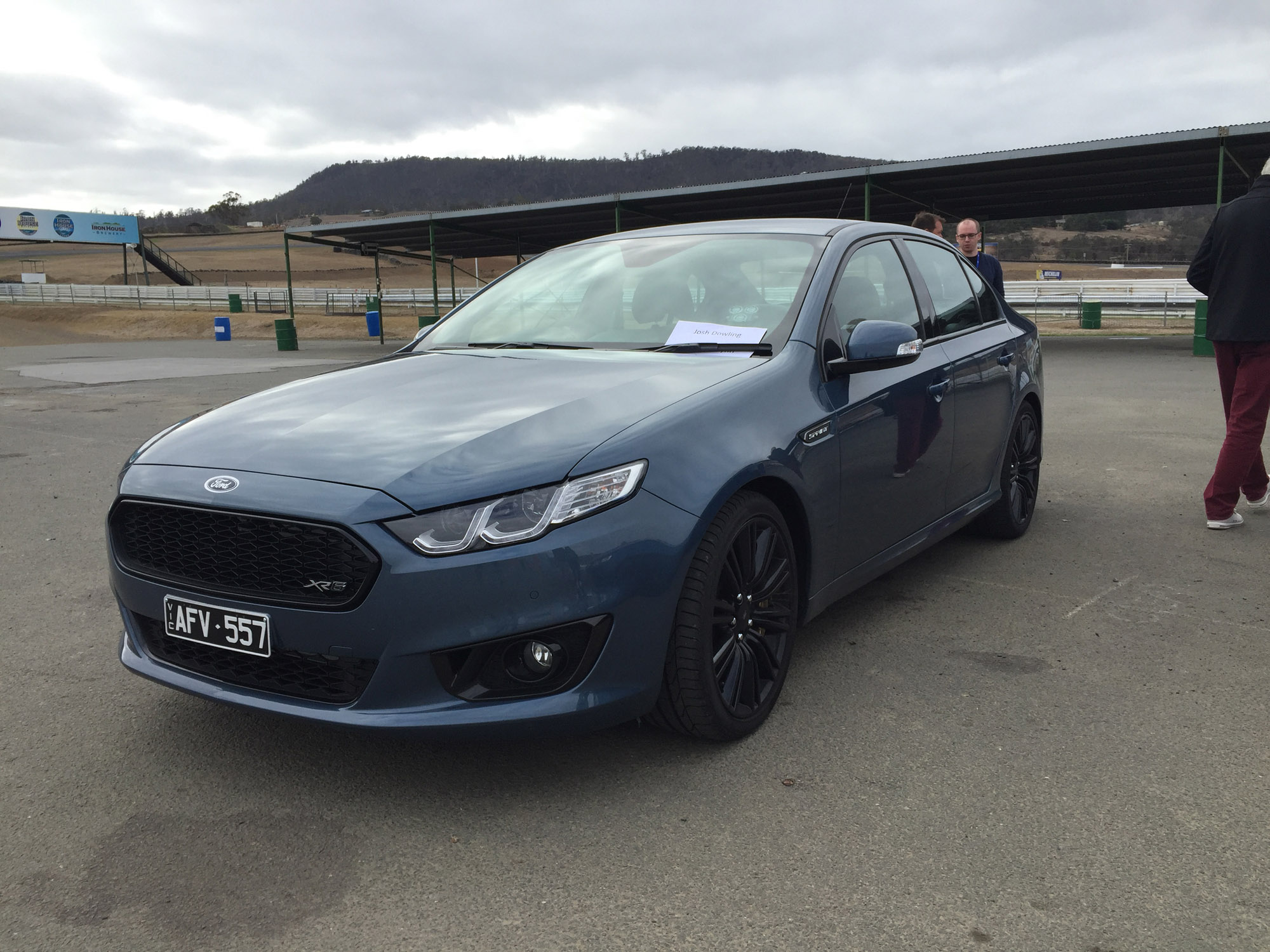 Innovative 2016 Ford Falcon XR6 Sprint Review  CarAdvice