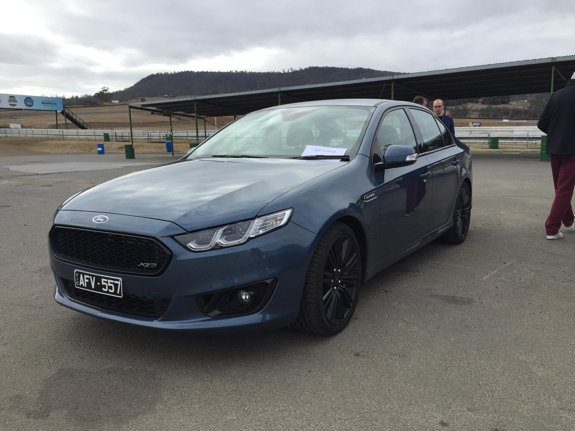 Innovative 2016 Ford Falcon XR6 Sprint Review  CarAdvice