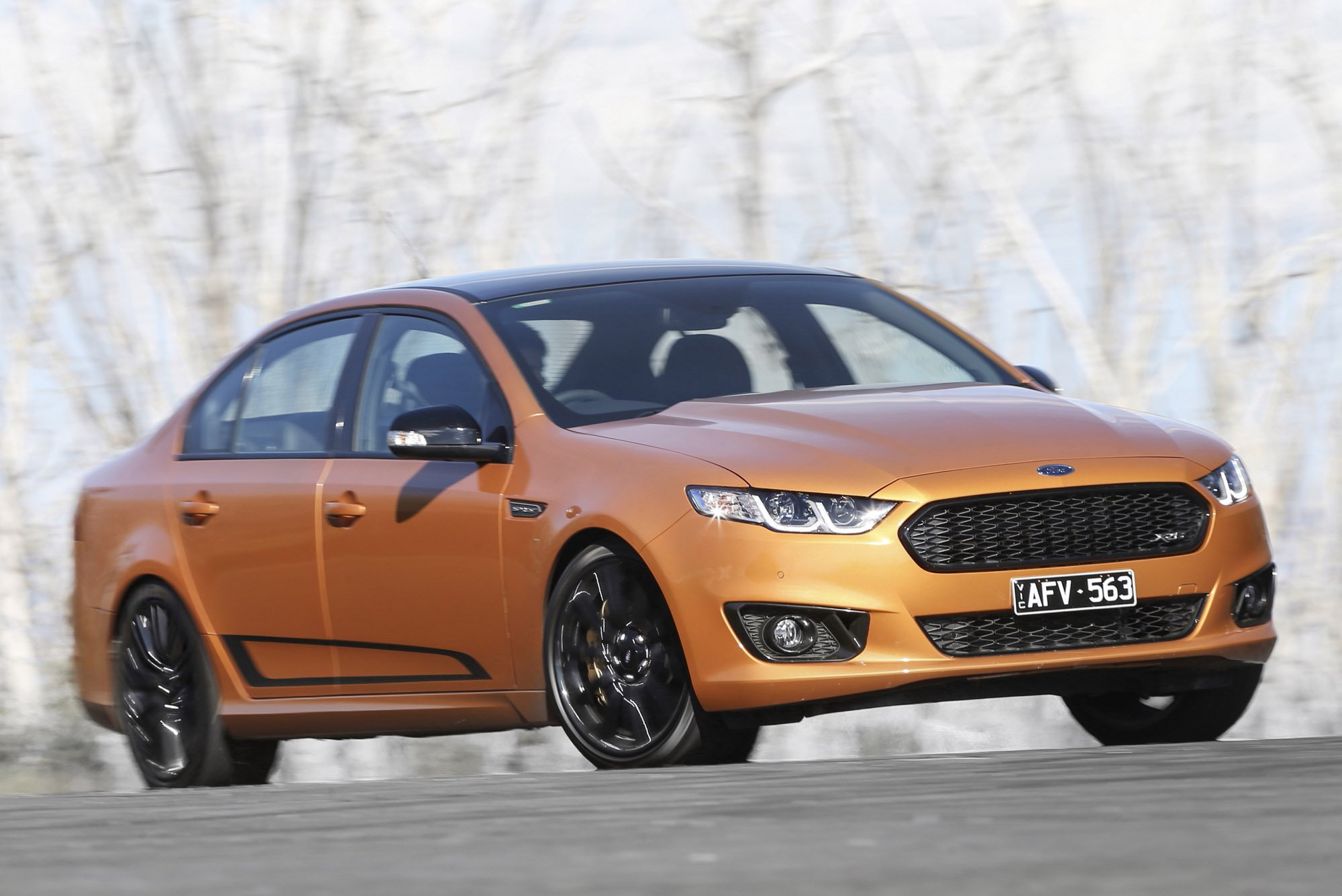 2016 ford falcon xr8 sprint review caradvice
