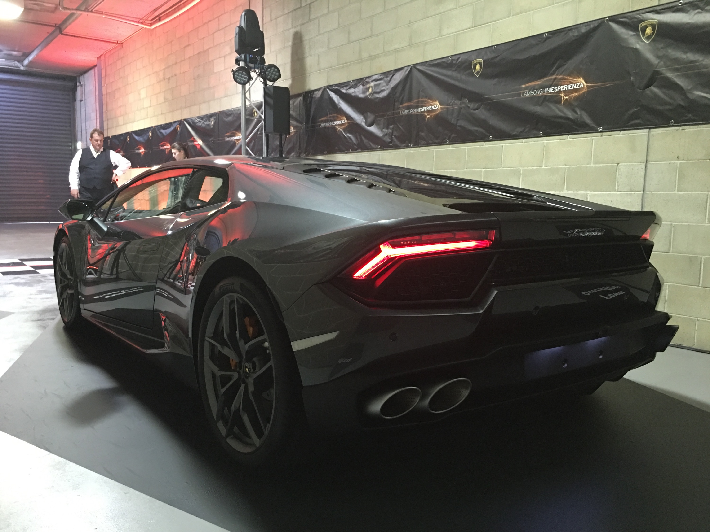 Fantastic Lamborghini Huracan LP5802 Rearwheeldrive Coupe Unveiled In Australia  Ph