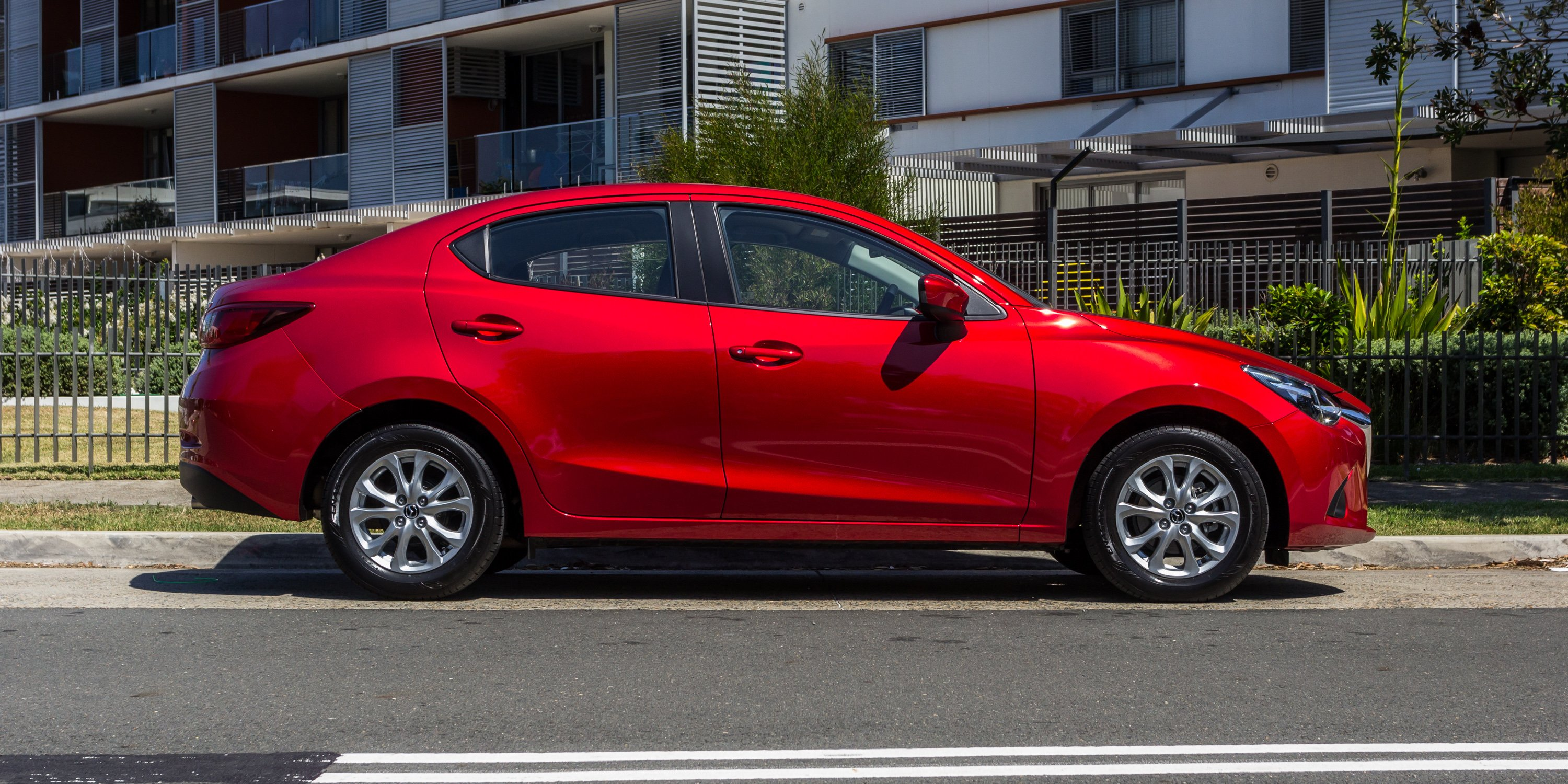 2016 mazda 3 neo hatch review caradvice autos post. Black Bedroom Furniture Sets. Home Design Ideas