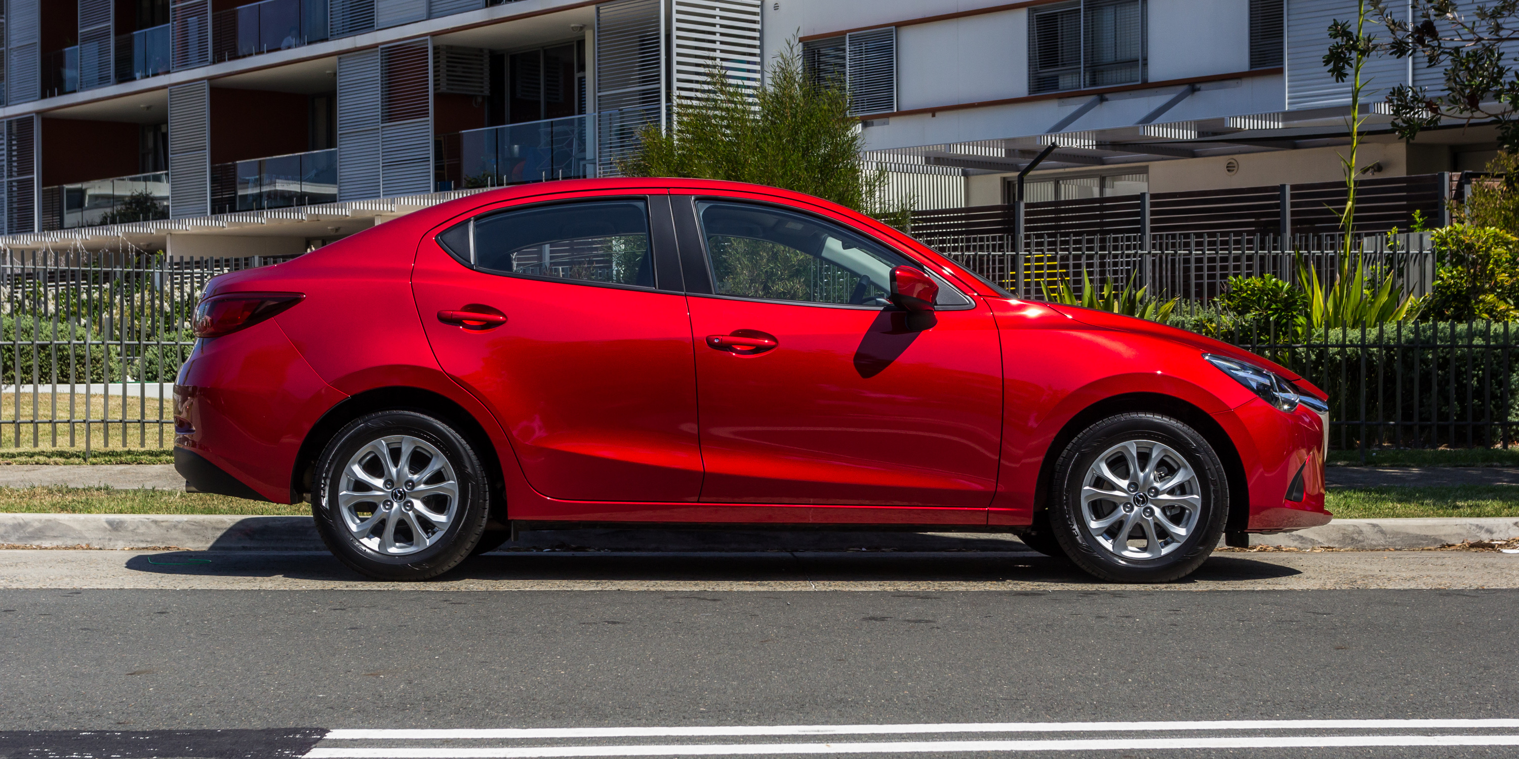 2016 Mazda 2 Maxx Sedan Review  Photos  CarAdvice