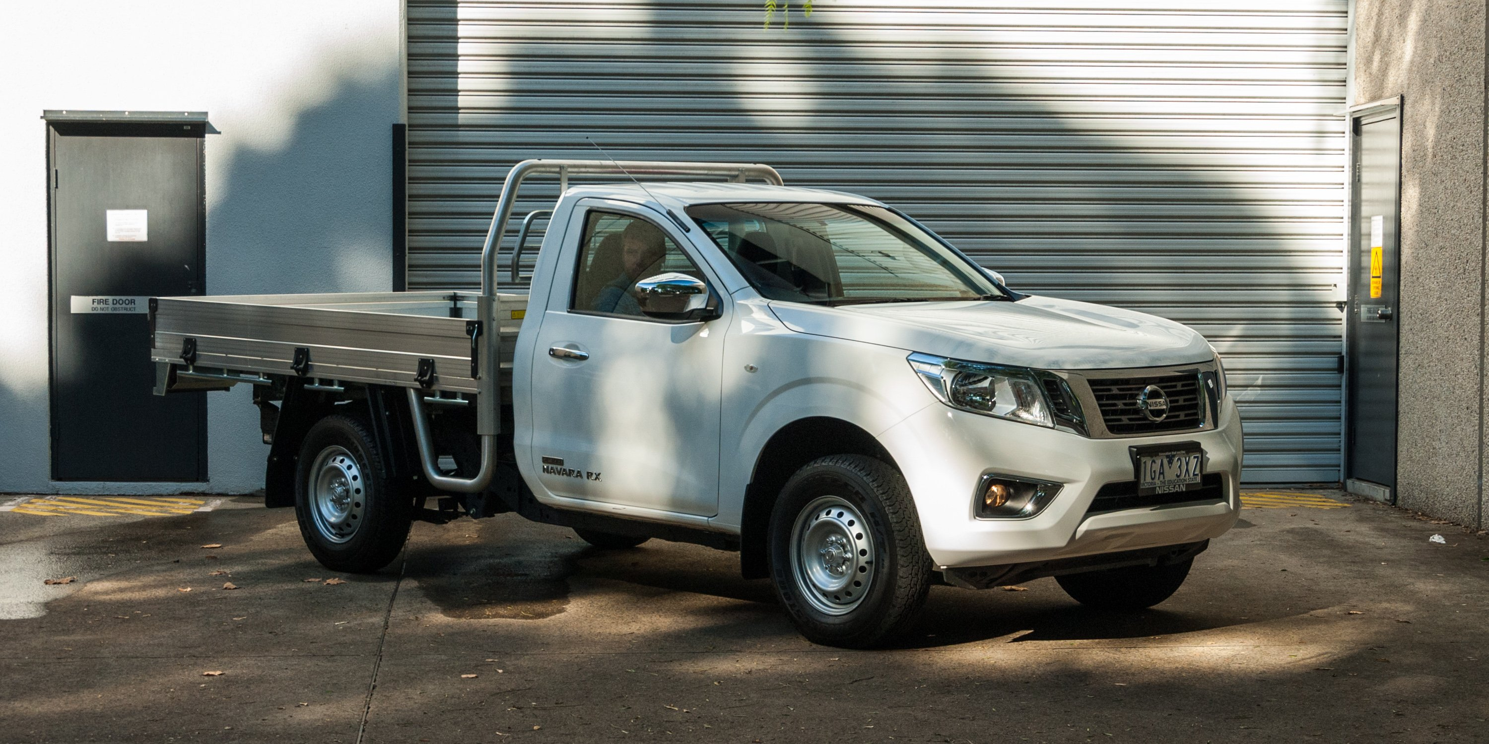 2016 nissan navara np300 rx 4x4 diesel review caradvice. Black Bedroom Furniture Sets. Home Design Ideas