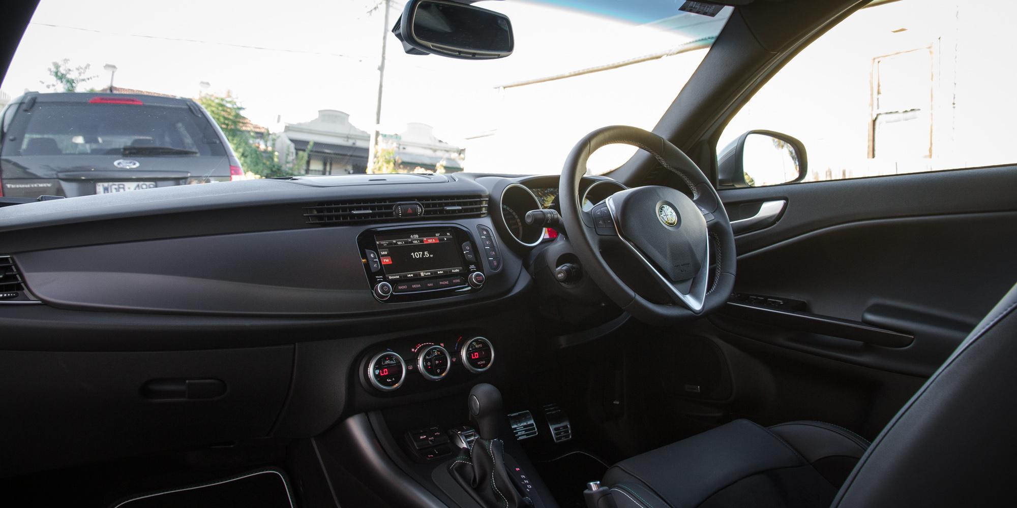 Brilliant 2016 Alfa Romeo Giulietta QV Review  CarAdvice