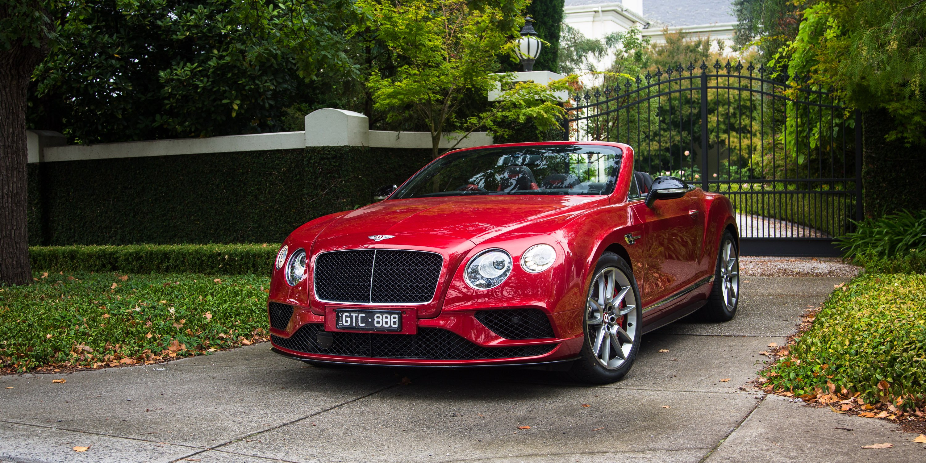 2017 Bentley Continental Gt Convertible >> 2016 Bentley Continental GT Convertible V8 S Review | CarAdvice