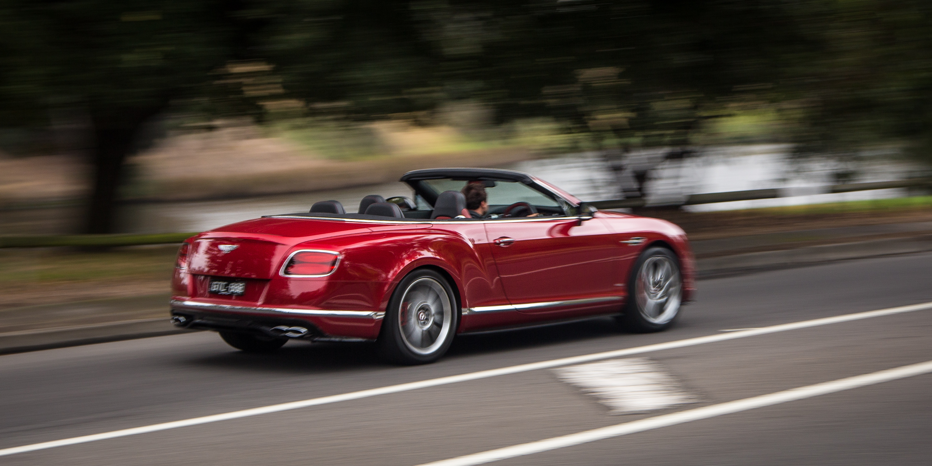 2020 Bentley Continental GT Convertible V8 S Review   CarAdvice