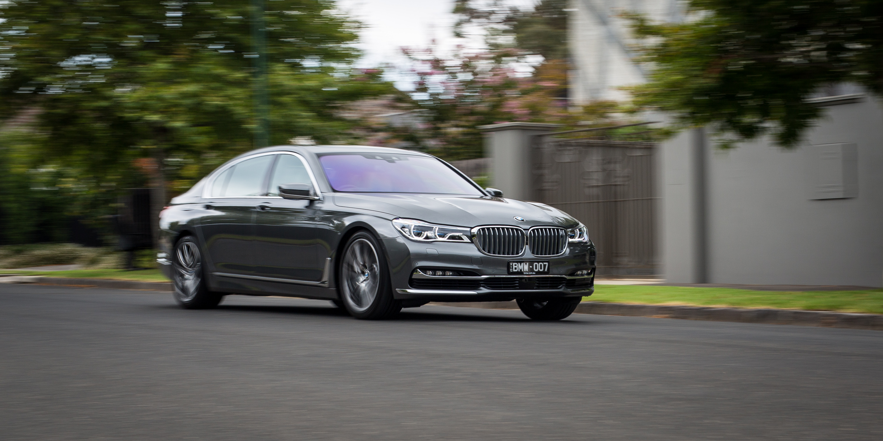 Model 2016 BMW 750i And 750Li Review  CarAdvice
