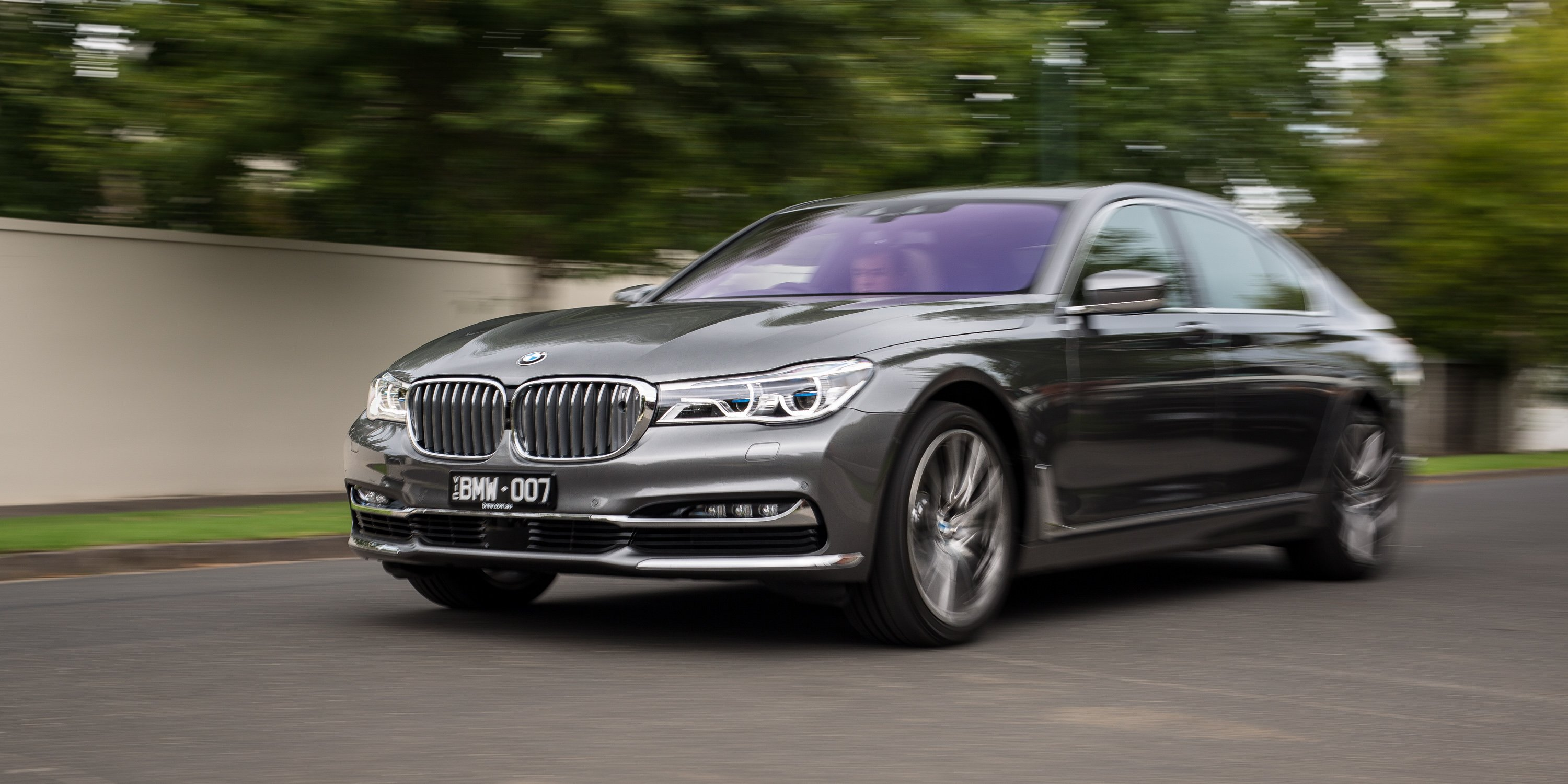 Fantastic 2016 BMW 750i And 750Li Review  CarAdvice