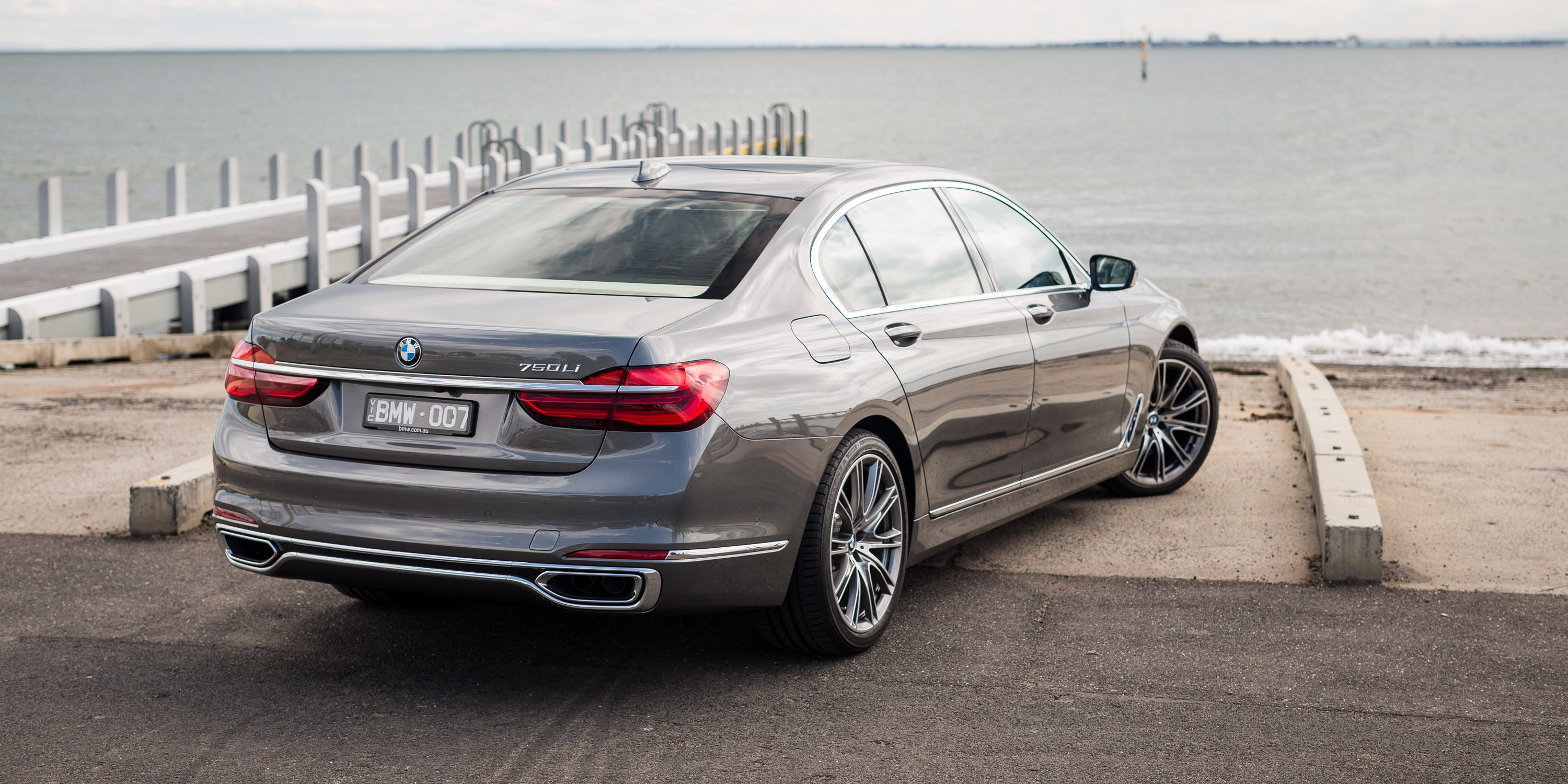 Brilliant 2016 BMW 750i And 750Li Review  CarAdvice