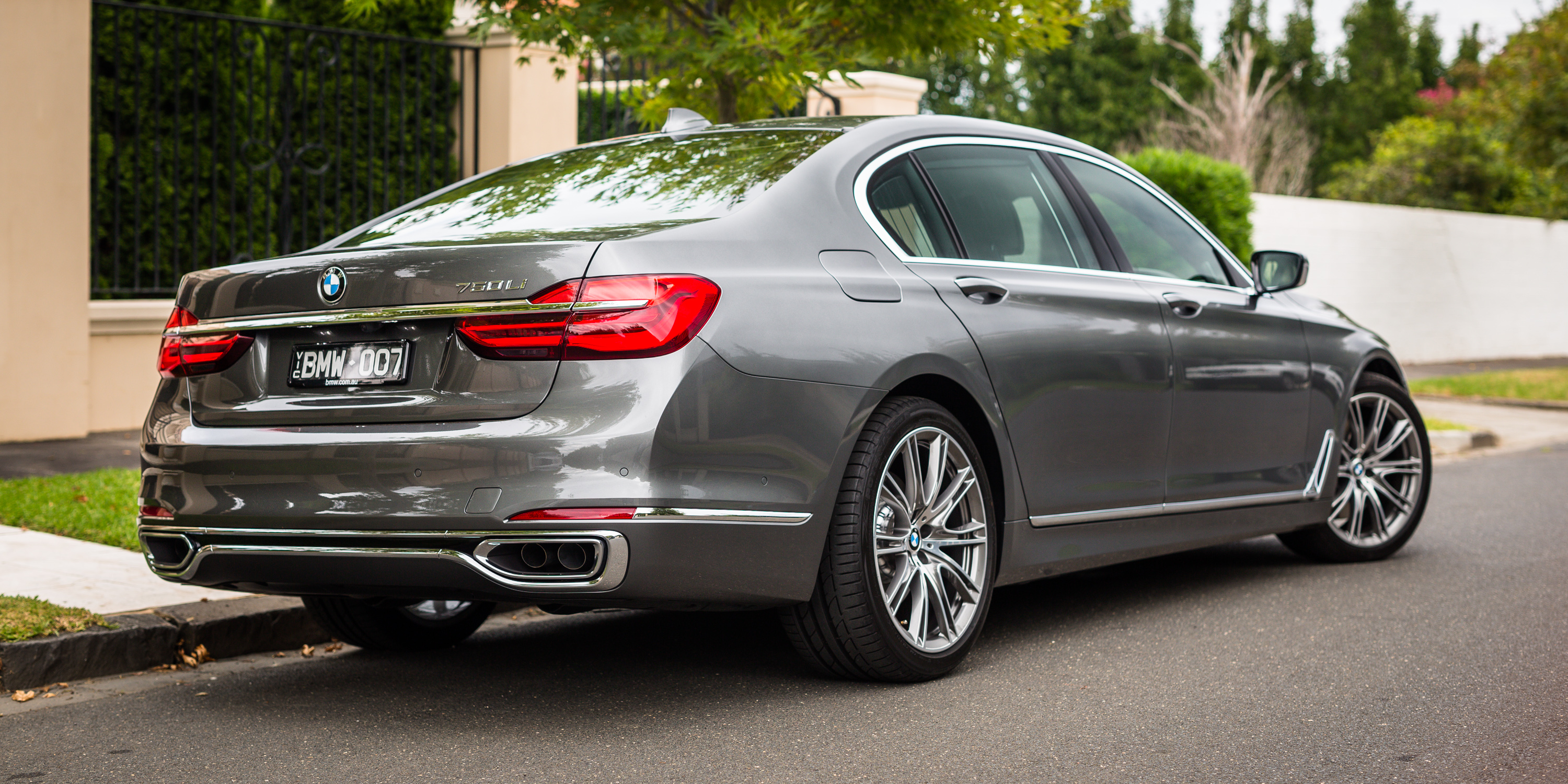 2016 Bmw 750i And 750li Review Caradvice