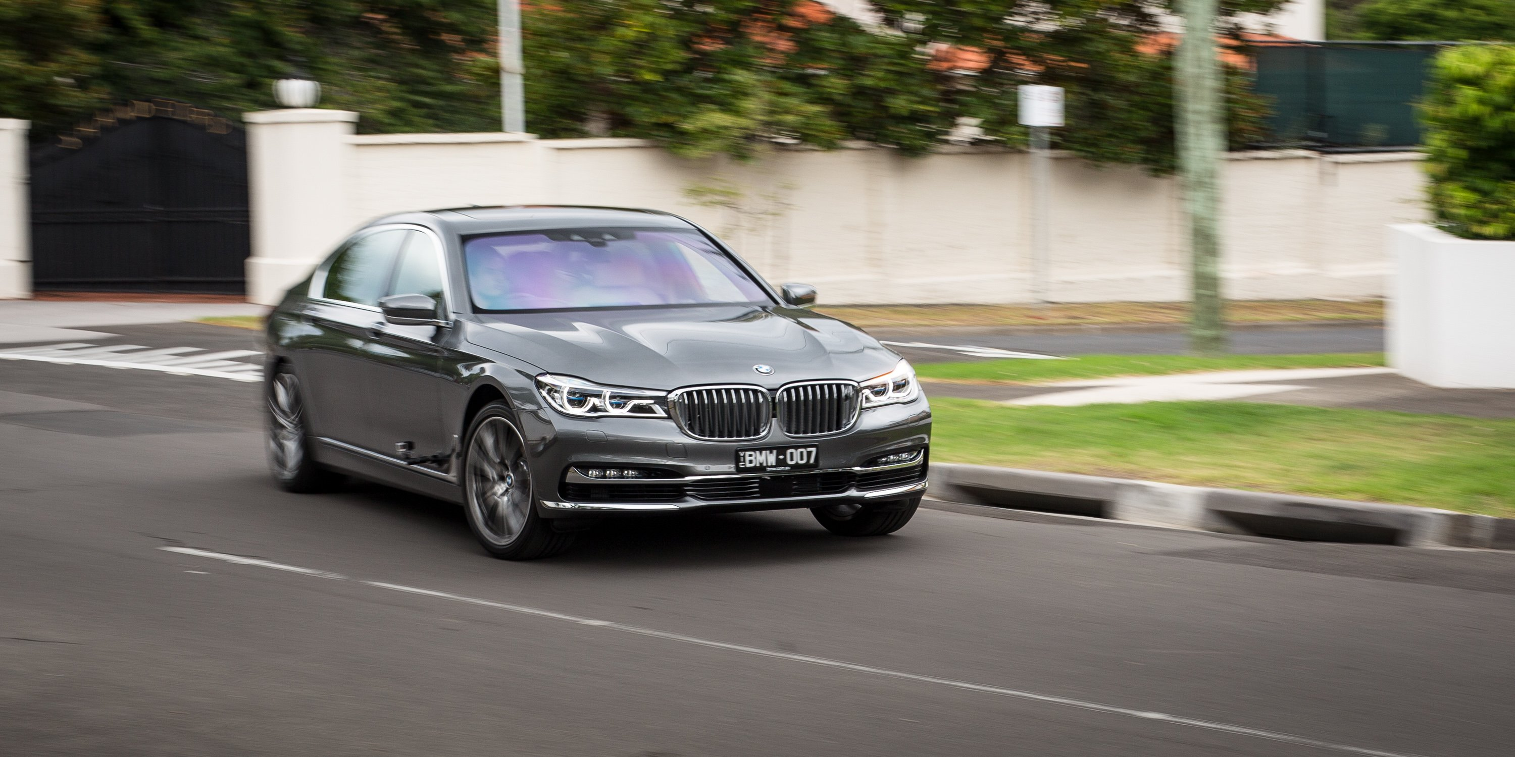 Wonderful 2016 BMW 750i And 750Li Review  CarAdvice
