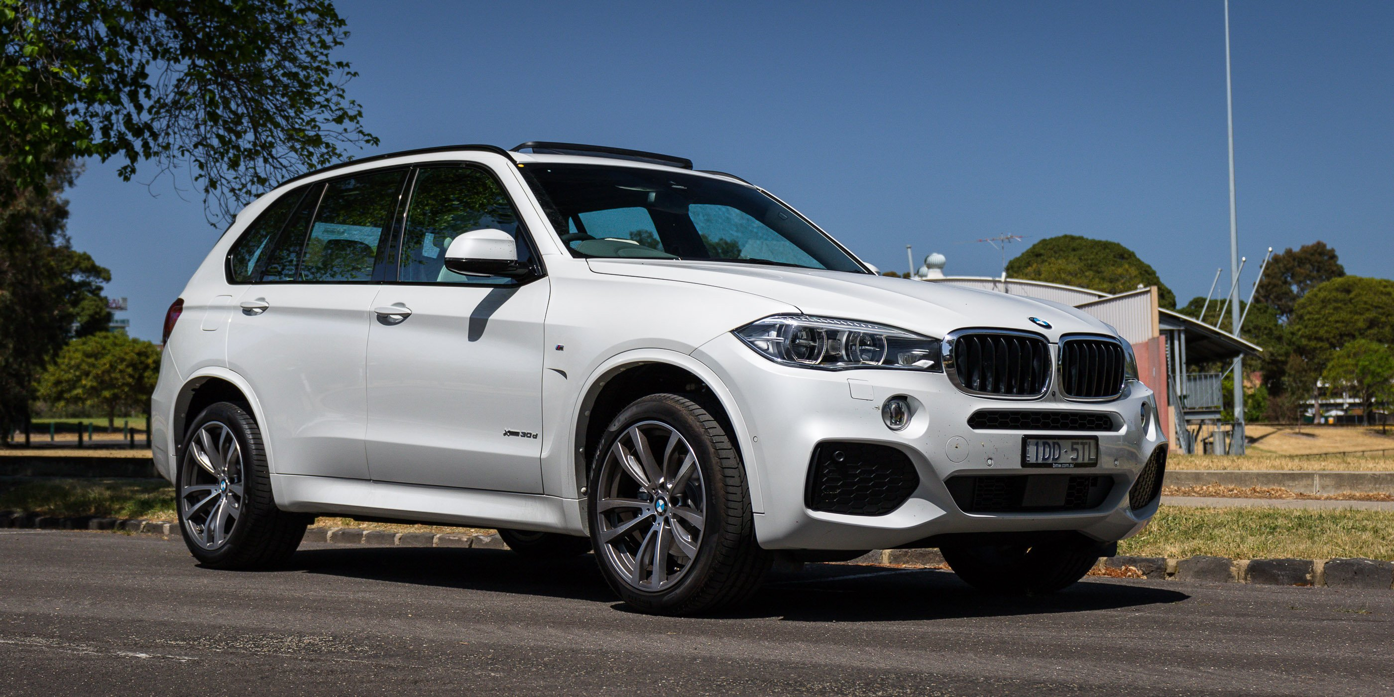 2016 BMW X5 xDrive30d:: Week with Review - Photos | CarAdvice