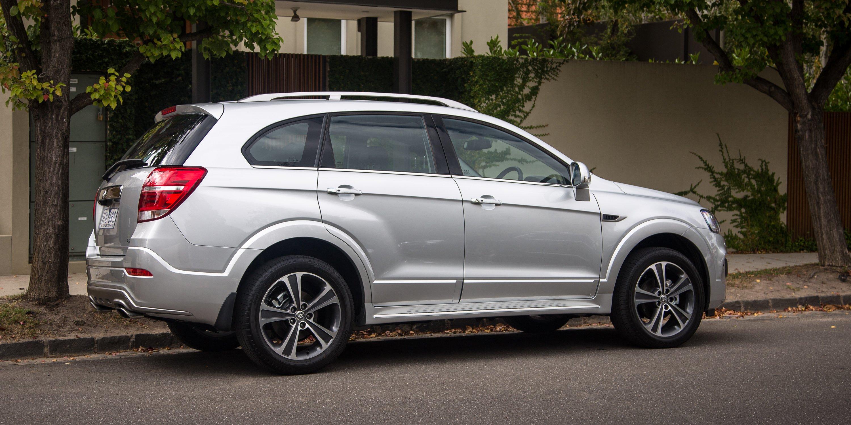 Lastest 2016 Holden Captiva LTZ Review  CarAdvice