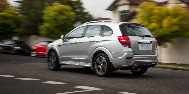 New 2016 Holden Captiva LTZ Review  CarAdvice