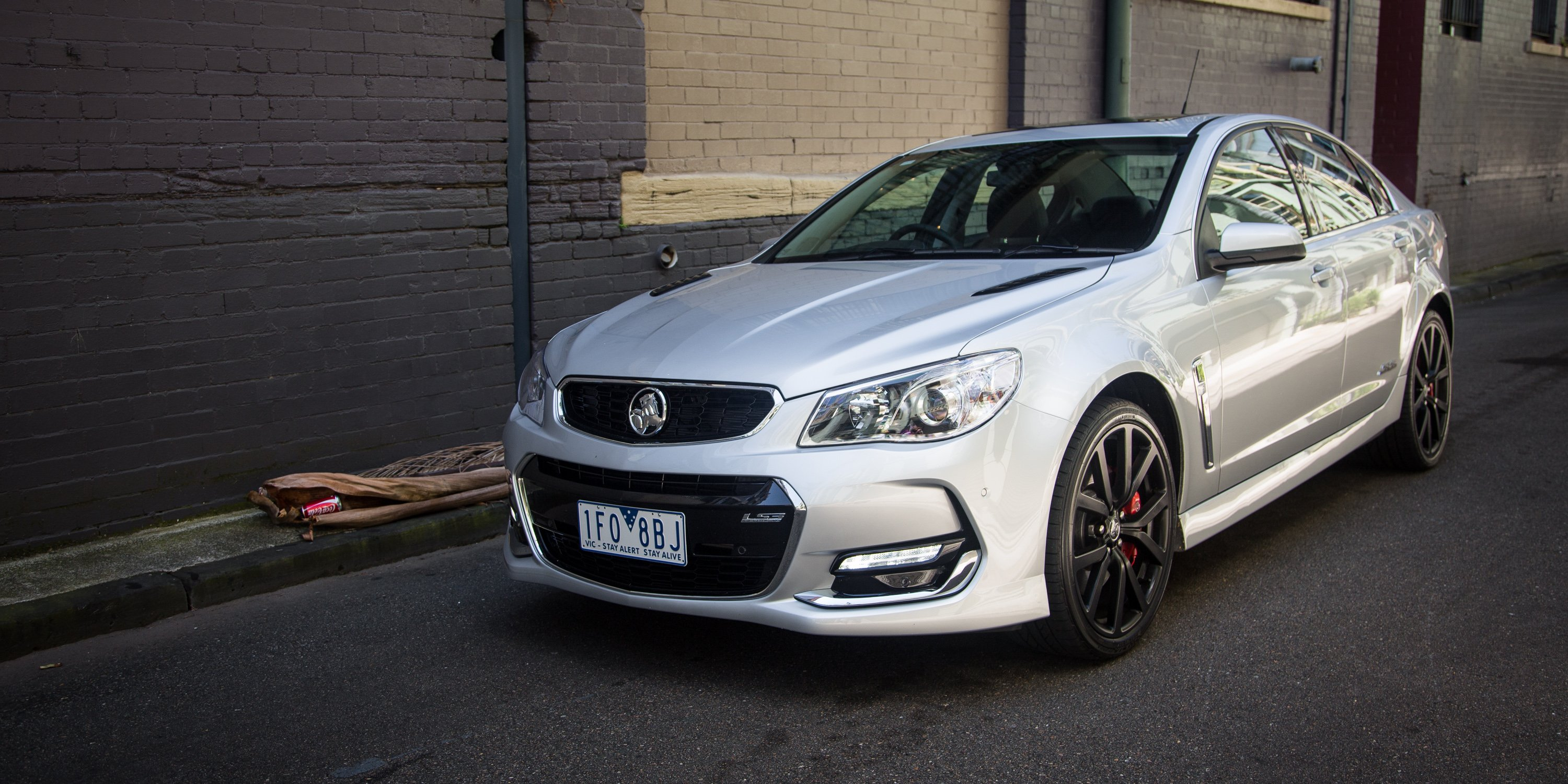 Fantastic 2016 Holden Commodore SSV Redline Review Driving The City At Night