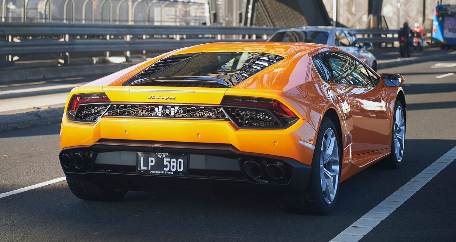 Amazing Lamborghini Huracan LP5802 Rearwheeldrive Coupe Unveiled In Australia  Ph