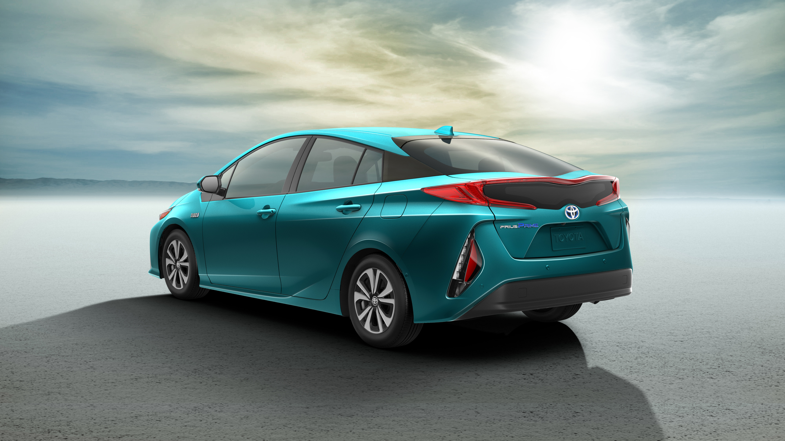 2017 toyota prius prime plug in hybrid model revealed at. Black Bedroom Furniture Sets. Home Design Ideas