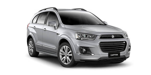 Holden Captiva: Review, Specification, Price | CarAdvice