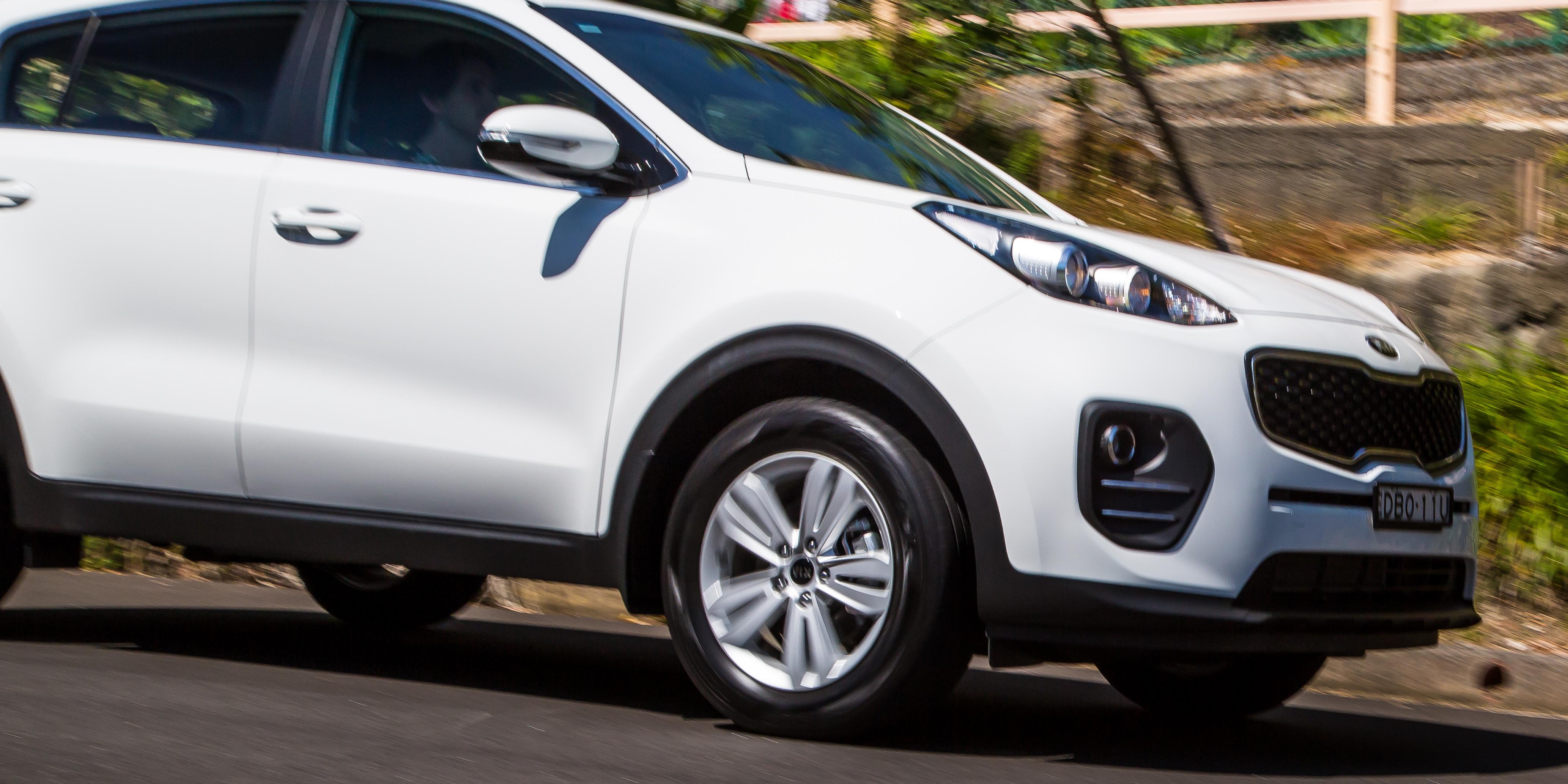 Innovative 2016 Kia Sportage Si Petrol Review  CarAdvice