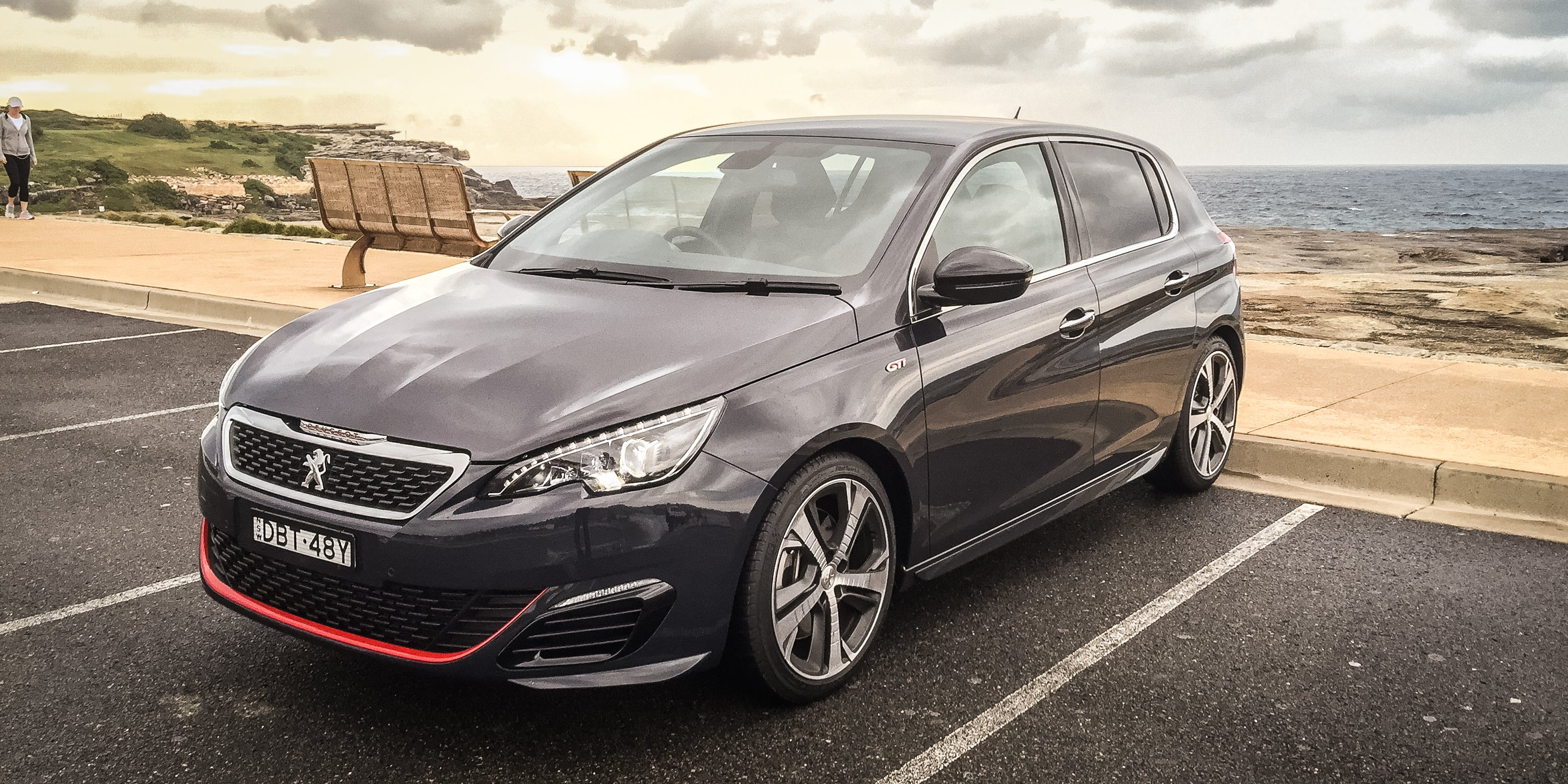 2016 peugeot 308 gti 250 week with review photos caradvice. Black Bedroom Furniture Sets. Home Design Ideas