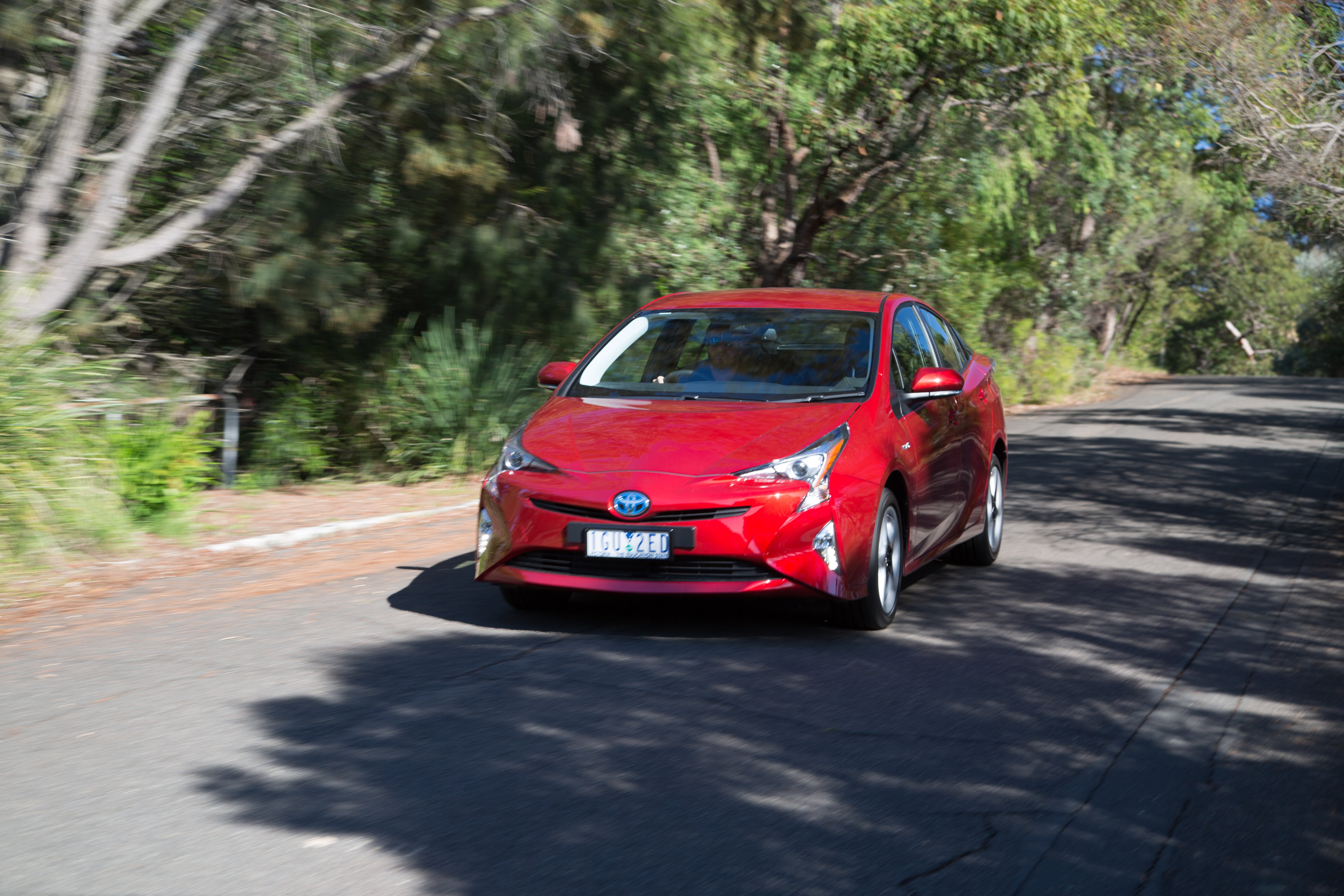 Popular 2016 Toyota Prius ITech Review  CarAdvice