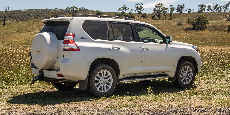 2016 Toyota Landcruiser Prado Vx Long Term Report Three Caradvice