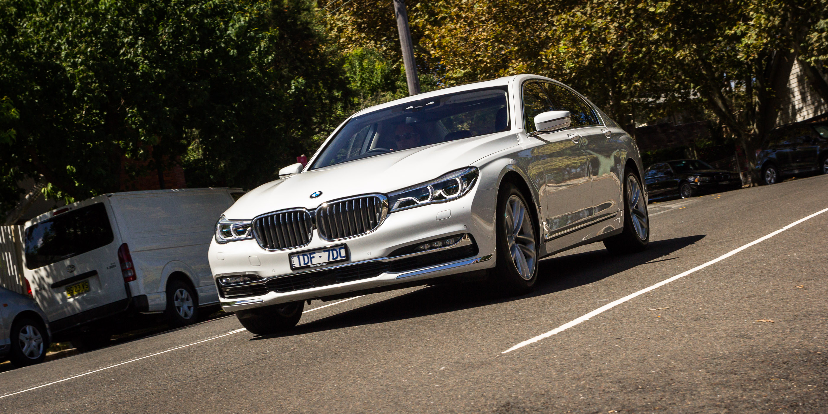 2016 Bmw 730d Review Caradvice