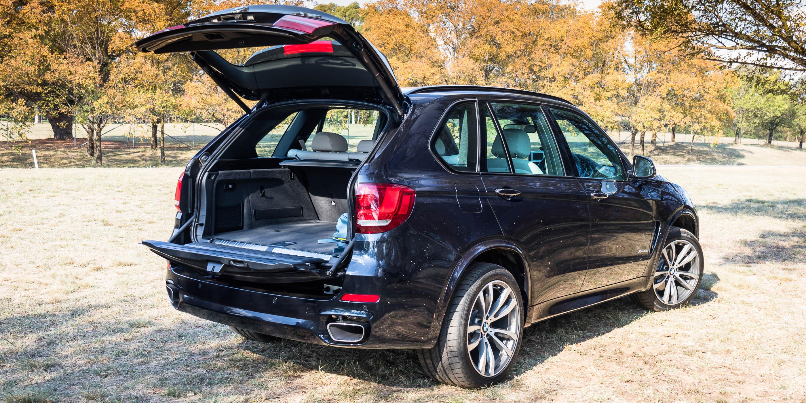 2016 BMW X5 xDrive40e Plug-in Hybrid Review | CarAdvice