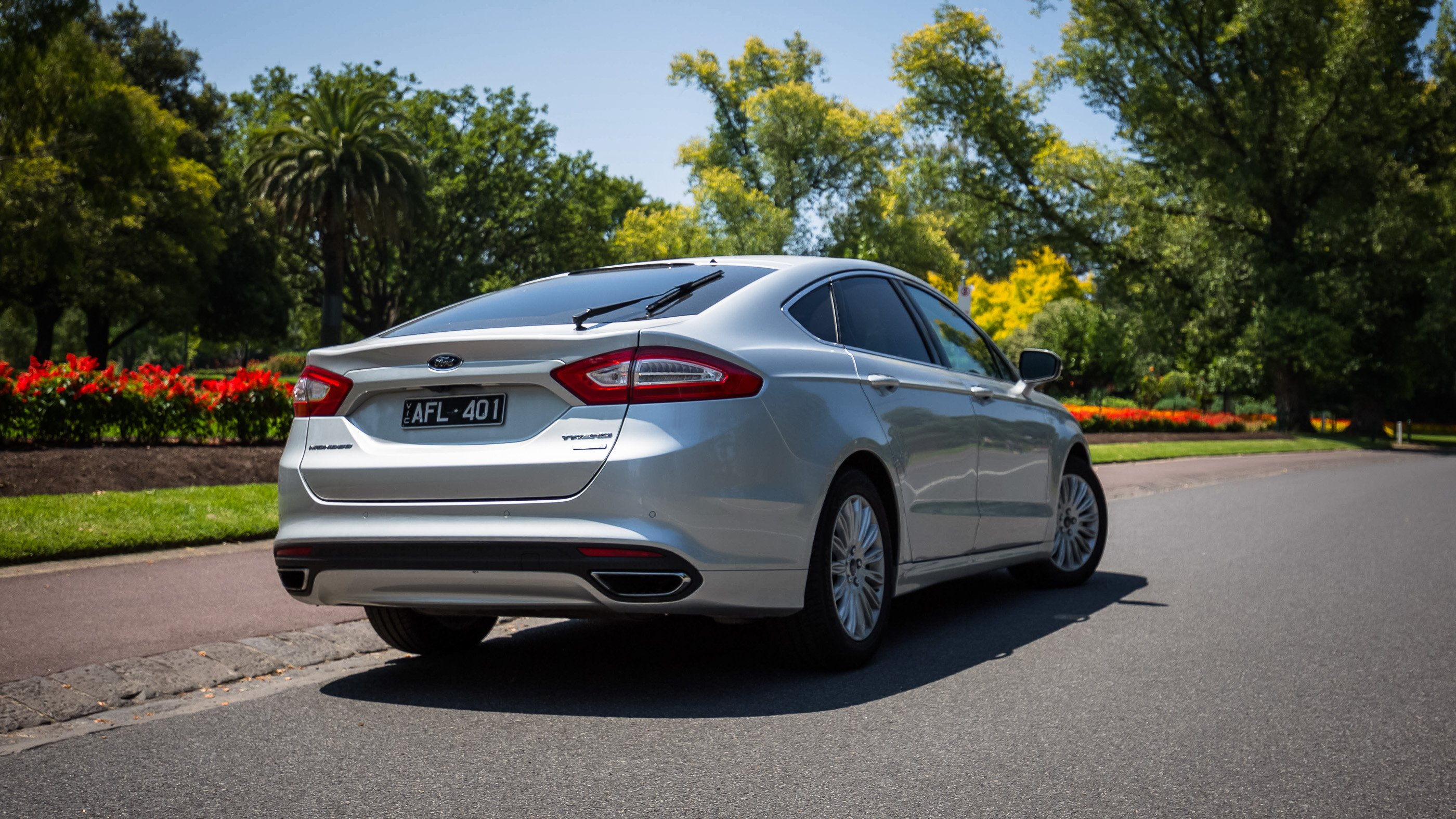 2016 Ford Mondeo Trend Review Caradvice